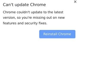 Chromium kann nicht aktualisiert werden am Raspberry Pi