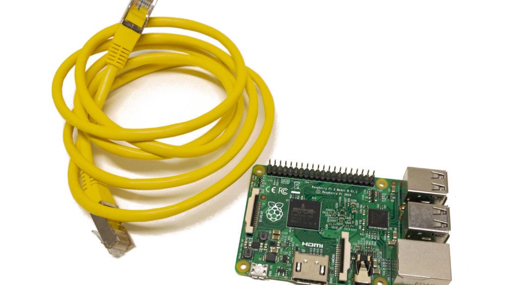 Netzwerk am Raspberry Pi
